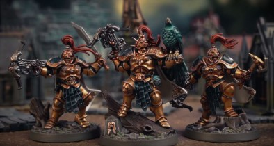 Shadespire Far Striders - Games Workshop