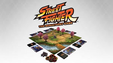 Street Fighter Main Image