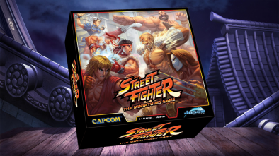 Street Fighter The Miniatures Game - Jasco Games