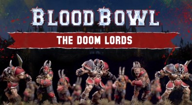 The Doom Lords Blood Bowl - Games Workshop