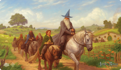 Awesome New Mats For Lord Of The Rings Lcg Fellowships To