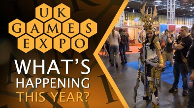 What's Happening at UK Games Expo 2018?
