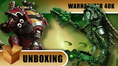 Unboxing: Warhammer 40k - Forgebane Battlebox