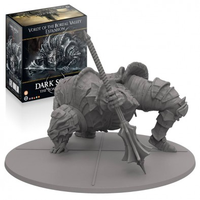 Vordt Of the Boreal Valley - Dark Souls - Steamforged Games