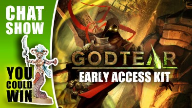 Weekender: Cracking Open Godtear Early Access Kit + Tabletop Giveaways Galore!