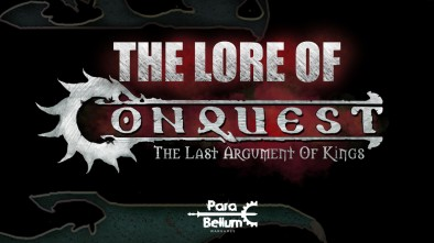 Conquest: An Introduction to the Lore