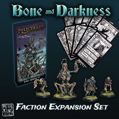 Bones & Darkness Faction Set - RelicBlade