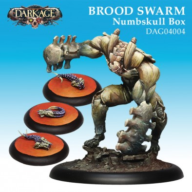 Brood Swarm Numbskull - Dark Age