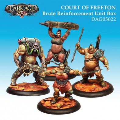 Court Of Freeton Brute Reinforcement Box - Dark Age
