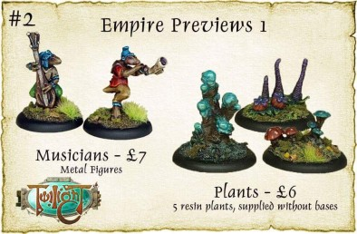 Empire Previews - World Of Twilight