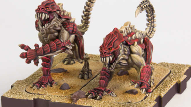April 24, 2018 – OnTableTop – Home of Beasts of War