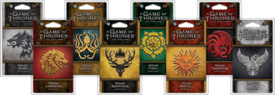 Game Of Thrones LCG Starter Decks - FFG