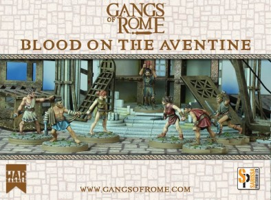 Gangs Of Rome - Blood Of The Aventine