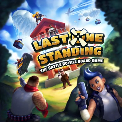 Last One Standing #1 - Battle Royale Board Game