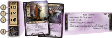 Lord of the Rings LCG Guardian Of Esgaroth - FFG