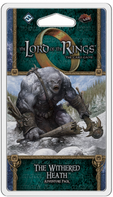 Lord of the Rings LCG The Withered Heath Pack - FFG