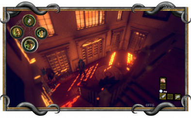 Mansions of Madness Mother's Embrace #1 - FFG Interactive