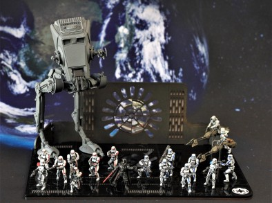 Star Wars Legion Diorama #1 - by spamelot