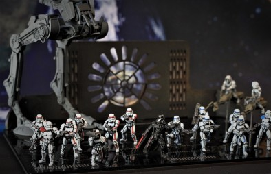 Star Wars Legion Diorama #2 by spamelot