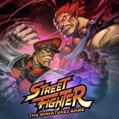 Street Fighter - Boss Expansion