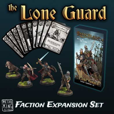 The Lone Guard Faction Set - RelicBlade