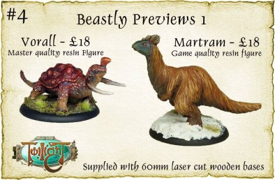 Vorall & Martram Preview - World Of Twilight
