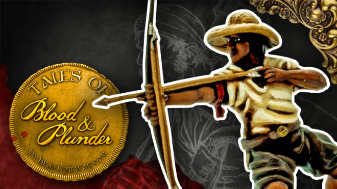 Tales Of Blood & Plunder – Logwood Cutters VS Spanish Caribbean Militia