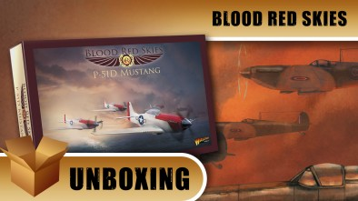 Blood Red Skies Unboxing: Allies