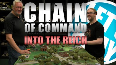 Let's Play: Chain of Command - Into the Reich