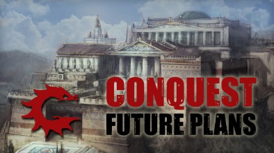 Conquest: Plans for the Game and Other Races