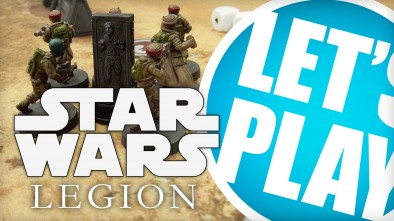 Let's Play: Star Wars Legion - Carbonite Cargo