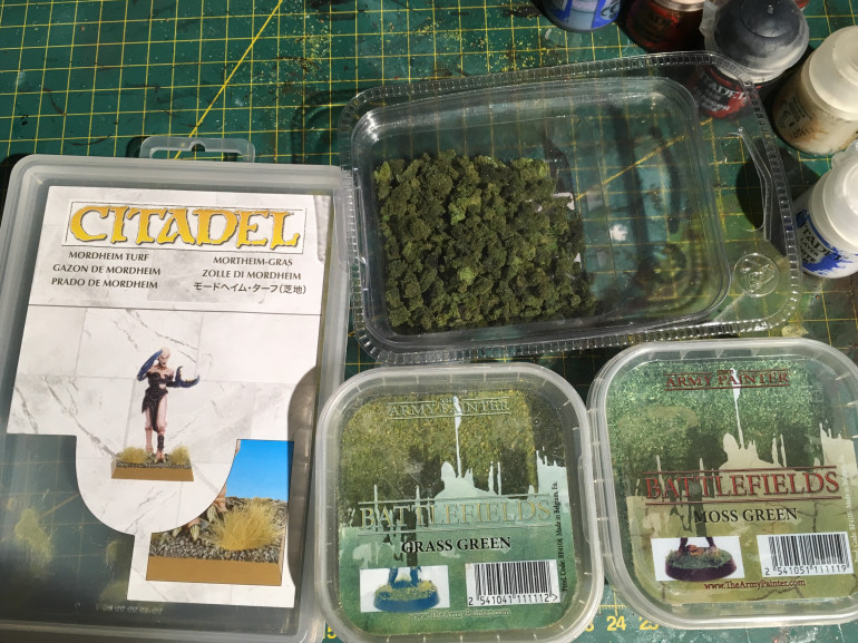 Basing products