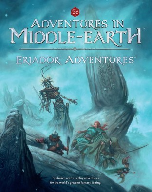 Adventures In Middle-earth - Eriador Adventures - Cubicle 7