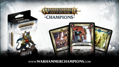 Age Of Sigmar Champions - Order
