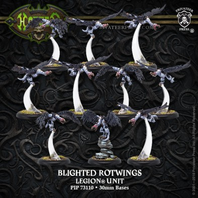 Blighted Rotwings - Hordes