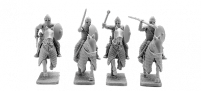 Byzantine Cataphracts #1 - V&V Miniatures