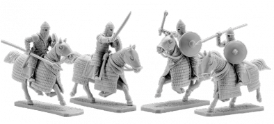 Byzantine Cataphracts #2 - V&V Miniatures