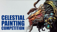 Celestial Painting Competition – Week #2 Judges Comments