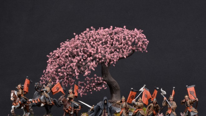 A Shadow in the East – Lord of the Rings Eastern Army Build