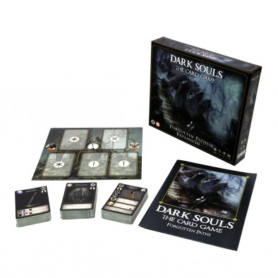 Dark Souls The Card Game Forgotten Paths Expansion - Steamforged Games