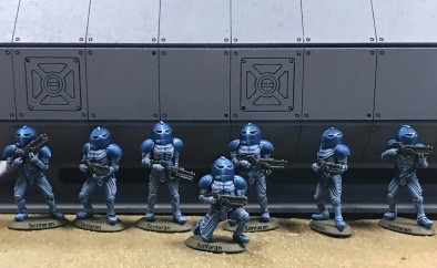Doctor Who Sontarans - Warlord Games