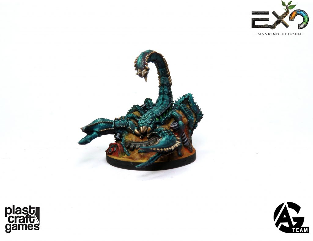 EXO Alpha Scorpion - PlastCraft Games