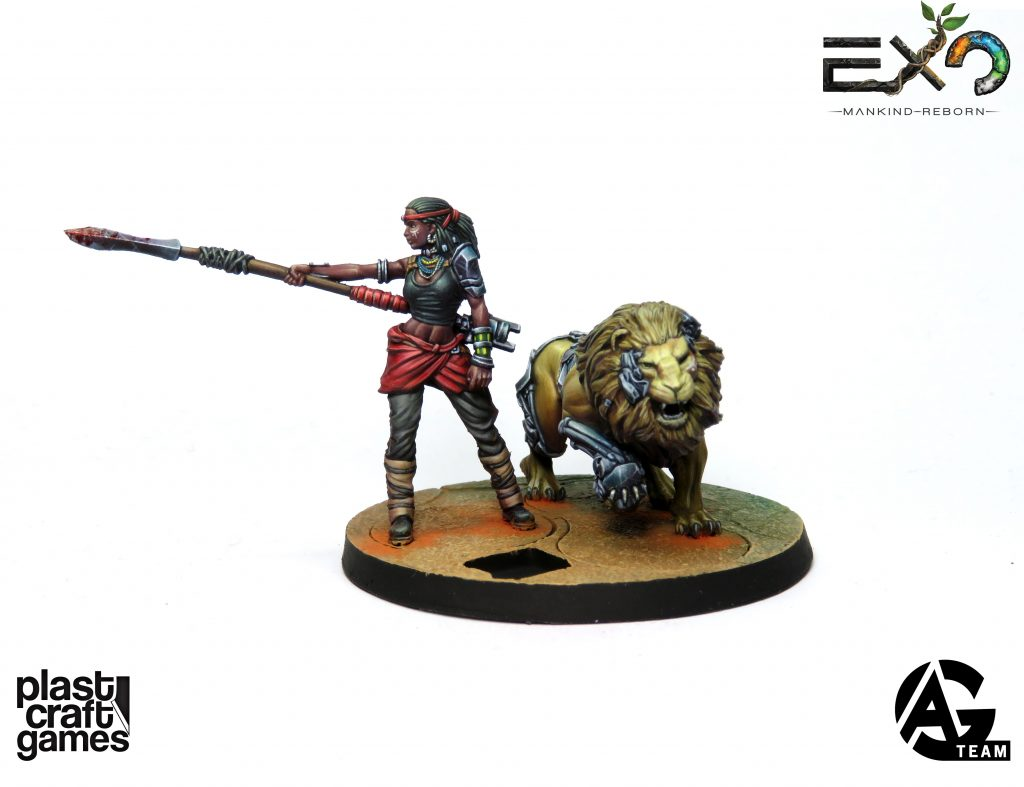 EXO Kaindra & Sharik - PlastCraft Games