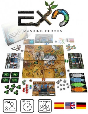 EXO Mankind Reborn - Plast Craft Games