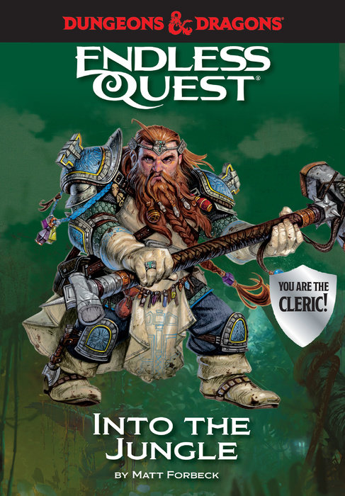 Endless Quest - Cleric