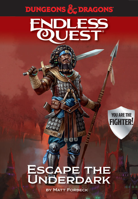 Endless Quest - Fighter