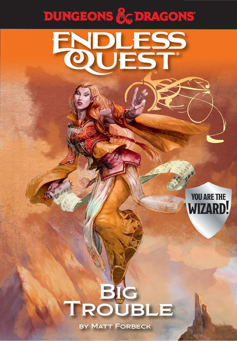 Endless Quest - Wizard