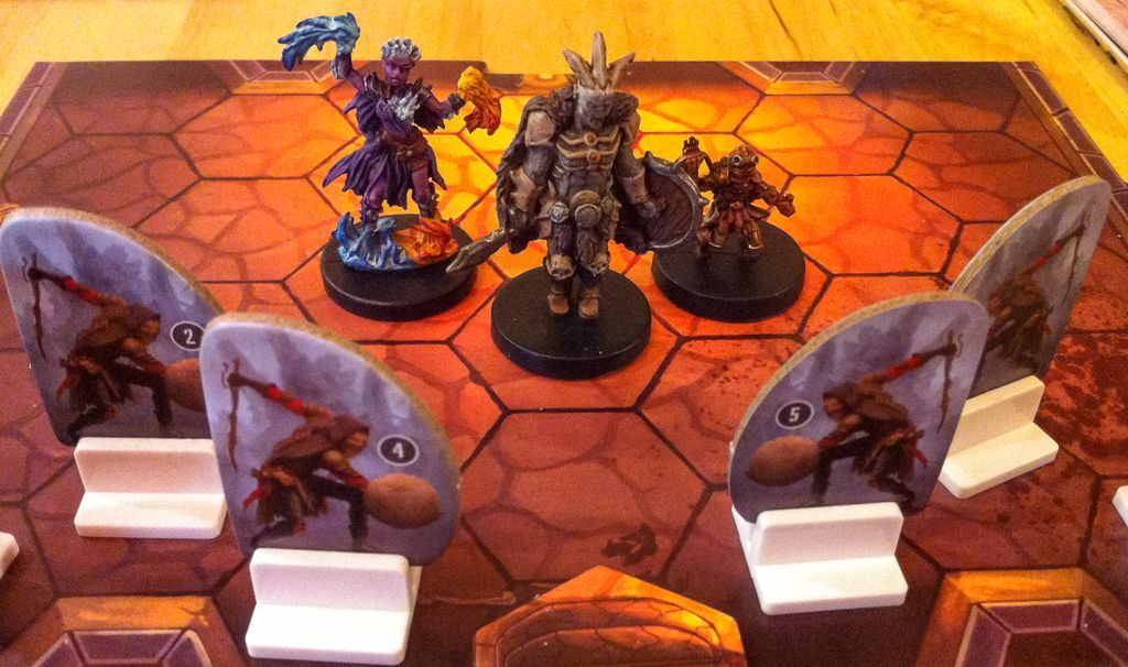 Gloomhaven First Attack