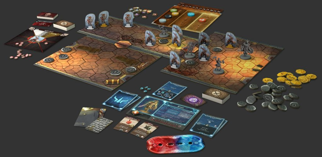 Gloomhaven Layout