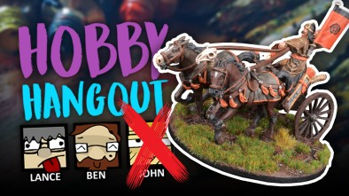 Hobby Hangout Live Today 12pm BST